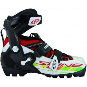 Ботинки для лыжероллеров Spine NNN Skiroll Pro Eccentric (16) синт.