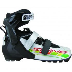 Ботинки для лыжероллеров Spine SNS Pilot Skiroll (19) синт.