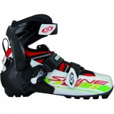 Ботинки для лыжероллеров Spine SNS Pilot Skiroll Pro (21) синт.