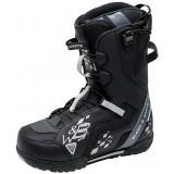 Ботинки сноубордические Black Fire B&W 2QL black