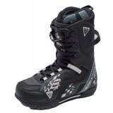 Ботинки сноубордические Black Fire B&W black