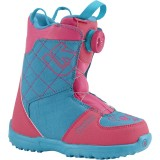 Ботинки сноубордические BURTON GROM BOA PINK/TEAL