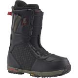 Ботинки сноубордические BURTON IMPERIAL BLACK/GREEN/RED