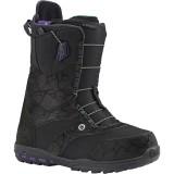 Ботинки сноубордические BURTON RITUAL BLACK/GRAPE