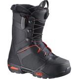 Ботинки сноубордические SALOMON SYNAPSE BLACK/OR/BK