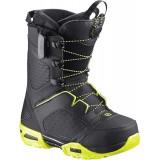 Ботинки сноубордические SALOMON SYNAPSE WIDE BK/LIGHT ALPH/B