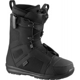 Ботинки сноубордические SALOMON TITAN BLACK/AUTOBAHN/BLACK