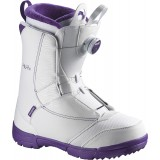 Ботинки сноубордические SALOMON PEARL BOA White/GRJ/WH