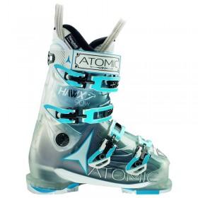 горнолыжные ботинки ATOMIC HAWX 90 W Crystal/Tr Li Blue