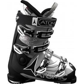 горнолыжные ботинки ATOMIC HAWX 80 W Metallic Sil/Bl