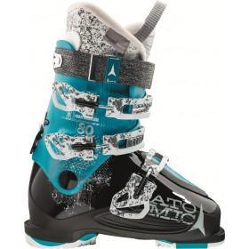 горнолыжные ботинки ATOMIC WAYMAKER 80 W Black/Petrol