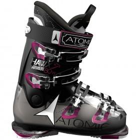 горнолыжные ботинки ATOMIC HAWX MAGNA 80 W Smoke/Black