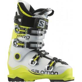 горнолыжные ботинки SALOMON X Pro 110 ACIDE GREEN/WH/BK