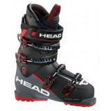 Ботинки горнолыжные HEAD VECTOR EVO 110/BLACK/ANTH-RED BLACK-ANTH-RED