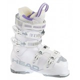 Ботинки горнолыжные HEAD NEXT EDGE 75 W/WHITE - SILVER WHITE - SILVER