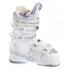 горнолыжные ботинки HEAD NEXT EDGE 75 W/WHITE - SILVER WHITE - SILVER
