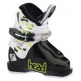 Ботинки горнолыжные HEAD EDGE J 1/BLACK-WHITE BLACK-WHITE