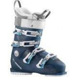 Ботинки горнолыжные ROSSIGNOL PURE 80 BLUE TRANSP