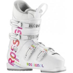 горнолыжные ботинки ROSSIGNOL FUN GIRL J4 WHITE