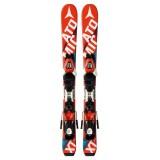 Горные лыжи с креплениями Atomic REDSTER JR I + XTE 045