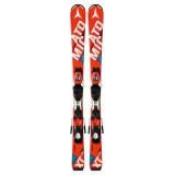 Горные лыжи с креплениями Atomic REDSTER JR II + XTE 045
