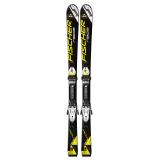Горные лыжи с креплениями FISCHER RC4 RACE JR.+FJ4 AC 74