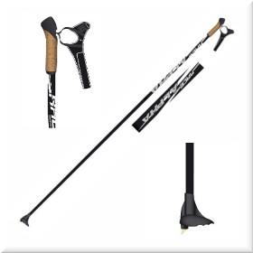 палки для беговых лыж Alpha Race (100% уголь, этикетка)