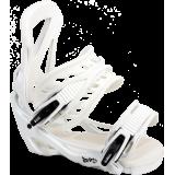 Сноуборд крепления FTWO ELFGEN Team SMO White