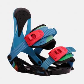 Комплект креплений для сноуборда BONZA RAINBOW