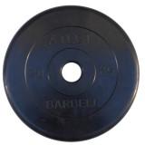 Диск обрезиненный BARBELL Atlet 51 мм 25 кг