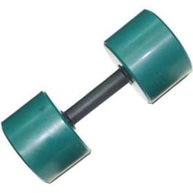 Гантель обрезиненная с обрезиненной ручкой 10 кг BARBELL MB-FitC-10