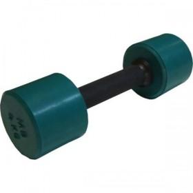 Гантель обрезиненная с обрезиненной ручкой 4 кг BARBELL MB-FitC-4