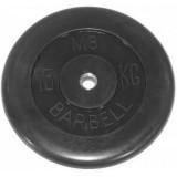 Диск обрезиненный олимпийские BARBELL 51 мм 15 кг