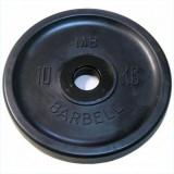 Диск Евро-классик BARBELL 51 мм 10 кг