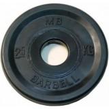 Диск Евро-классик BARBELL 51 мм 2.5 кг